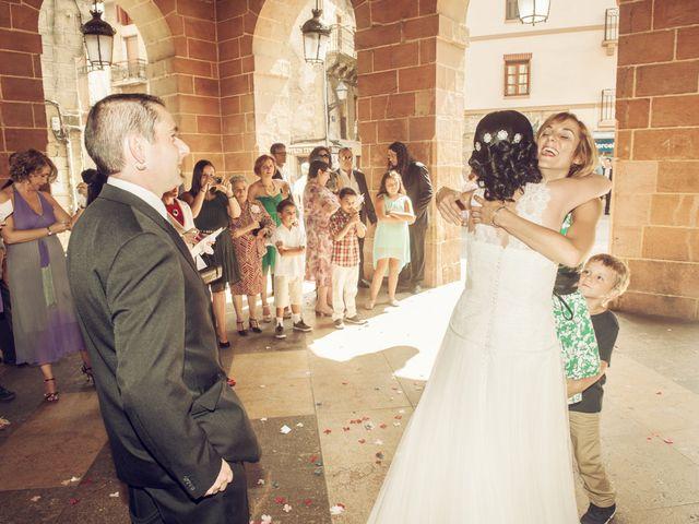 La boda de Pepe y Nagore en Errenteria, Guipúzcoa 20
