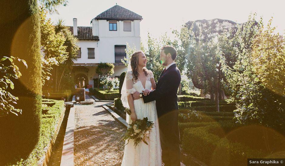 La boda de Carlos y Natasha en Granada, Granada
