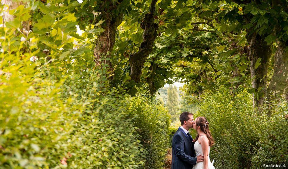 La boda de Miguel y Ely en Sondika, Vizcaya