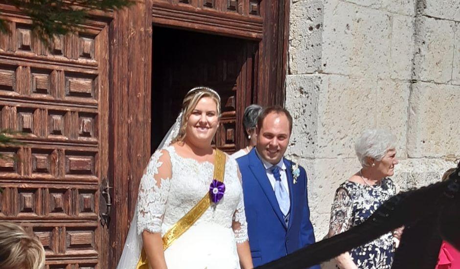 La boda de Miguel y Sara en Alba De Cerrato, Palencia