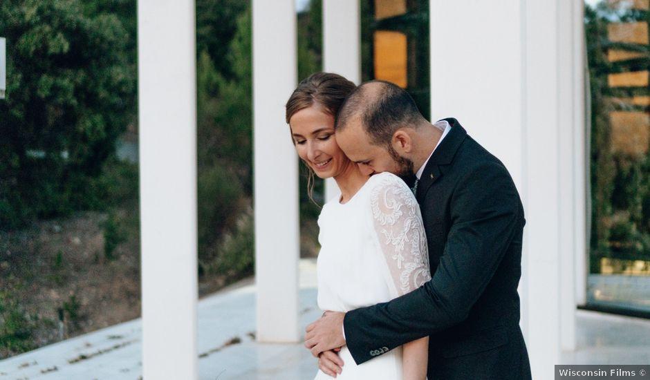 La boda de Aritz y Blanca en Lleida, Lleida