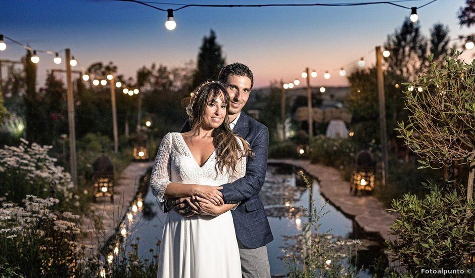 La boda de Javi y Irene en Madrid, Madrid