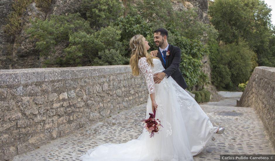 La boda de Alberto y Ester en Benajarafe, Málaga