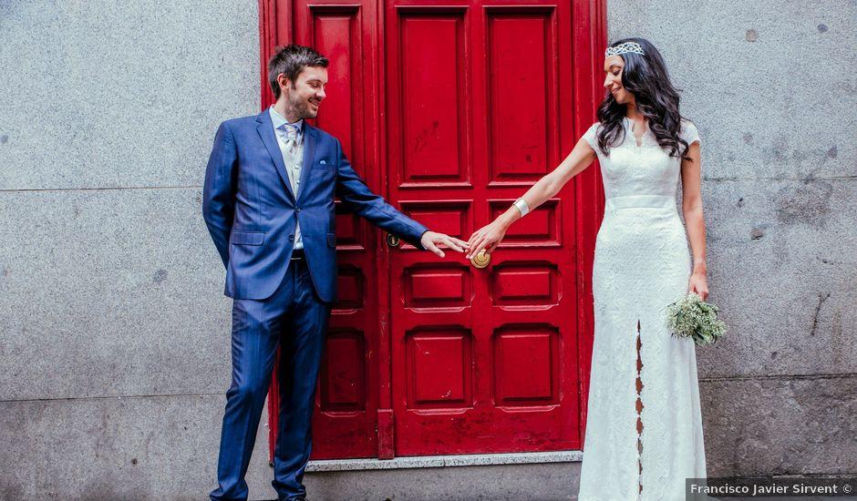 La boda de Ewan y Soledad en Madrid, Madrid