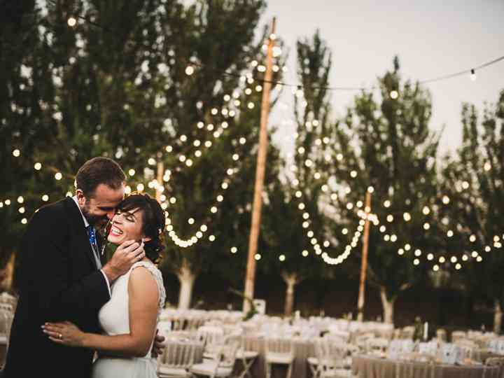 La boda de Loles y Blete