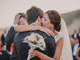 La boda de Cristina y Germán