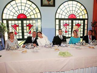 La boda de Toñi y Santi 2