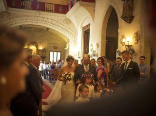La boda de Herminia  y Paco 1