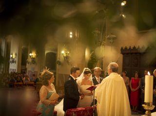 La boda de Herminia  y Paco 2