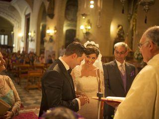 La boda de Herminia  y Paco 3