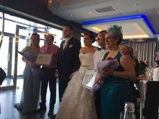 La boda de Giovanna   y Adrián   1