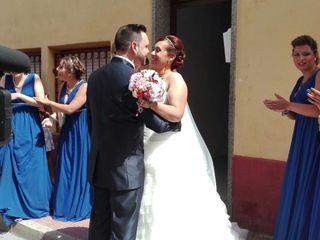 La boda de Giovanna   y Adrián