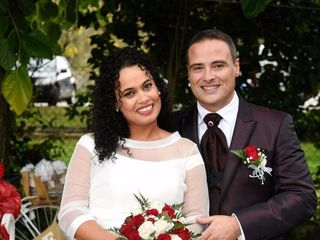 La boda de Francisco y Hajar 1