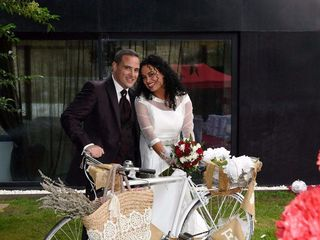 La boda de Francisco y Hajar 2