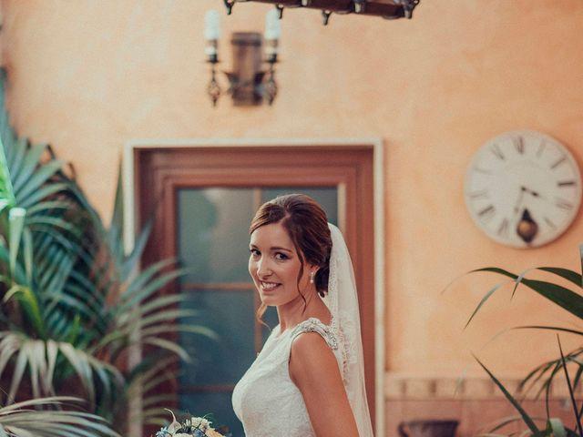La boda de Germán y Cristina en Huercal De Almeria, Almería 20