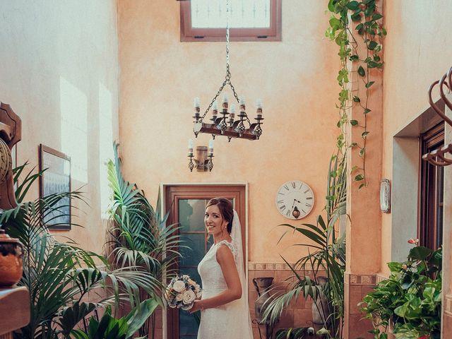 La boda de Germán y Cristina en Huercal De Almeria, Almería 21