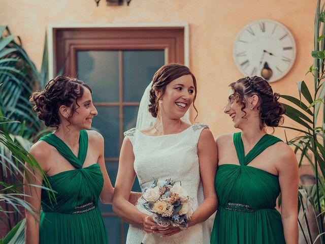 La boda de Germán y Cristina en Huercal De Almeria, Almería 22