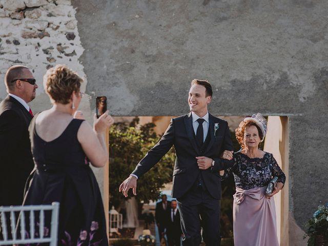 La boda de Germán y Cristina en Huercal De Almeria, Almería 32