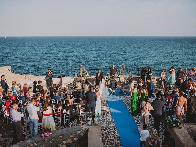 La boda de Germán y Cristina en Huercal De Almeria, Almería 36