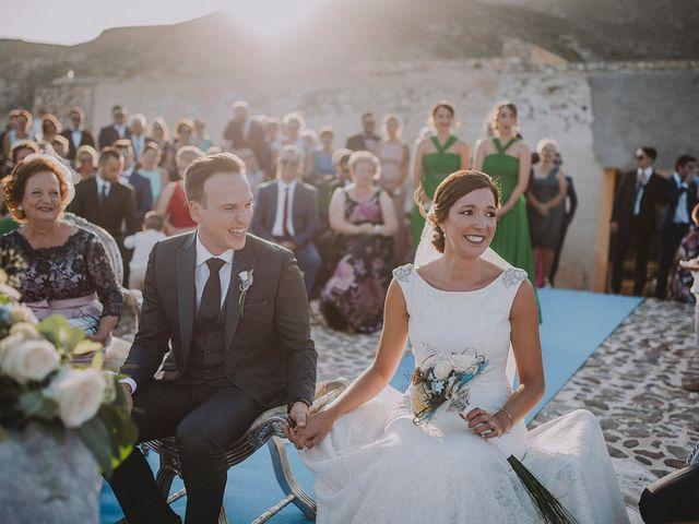 La boda de Germán y Cristina en Huercal De Almeria, Almería 40