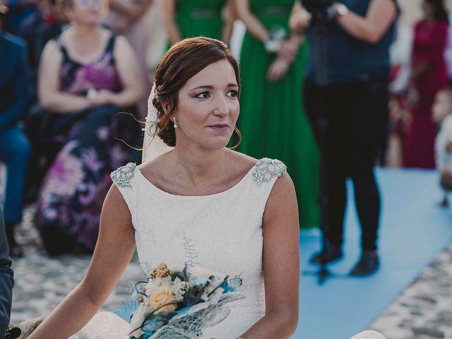 La boda de Germán y Cristina en Huercal De Almeria, Almería 42
