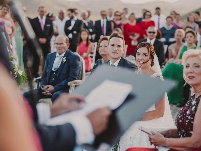 La boda de Germán y Cristina en Huercal De Almeria, Almería 43