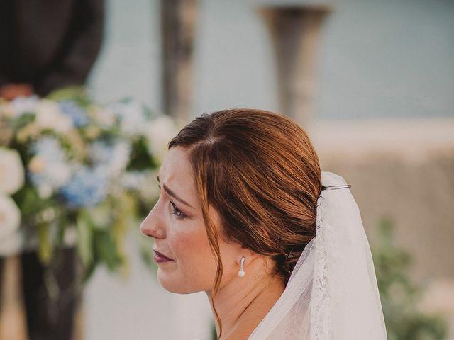 La boda de Germán y Cristina en Huercal De Almeria, Almería 46
