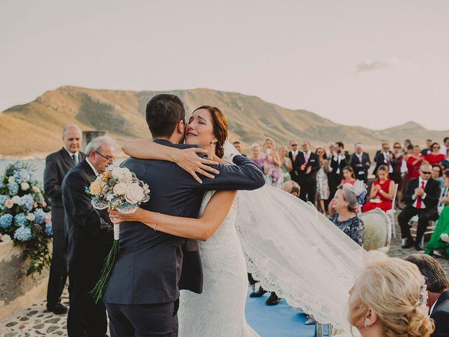 La boda de Germán y Cristina en Huercal De Almeria, Almería 47