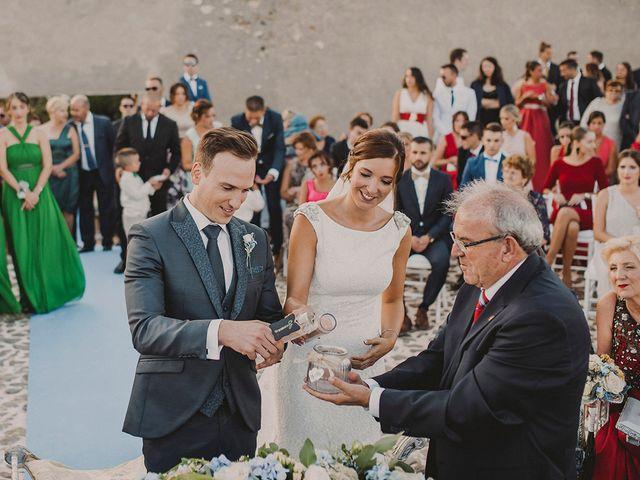 La boda de Germán y Cristina en Huercal De Almeria, Almería 49