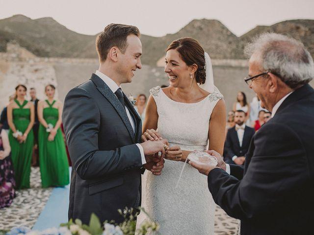 La boda de Germán y Cristina en Huercal De Almeria, Almería 51