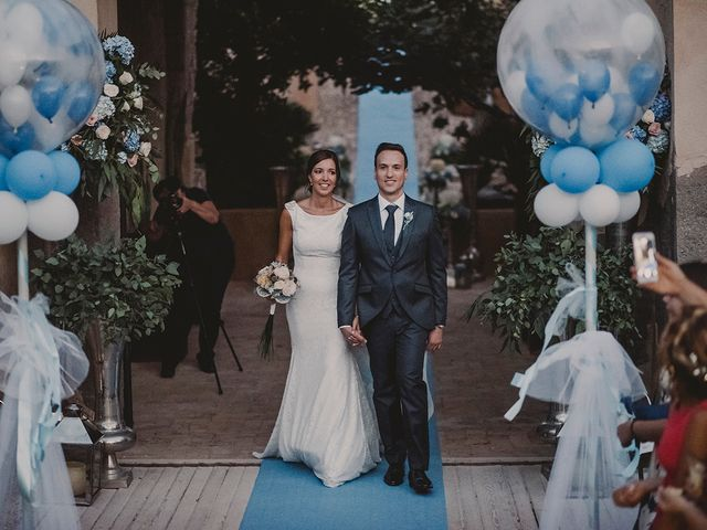 La boda de Germán y Cristina en Huercal De Almeria, Almería 52