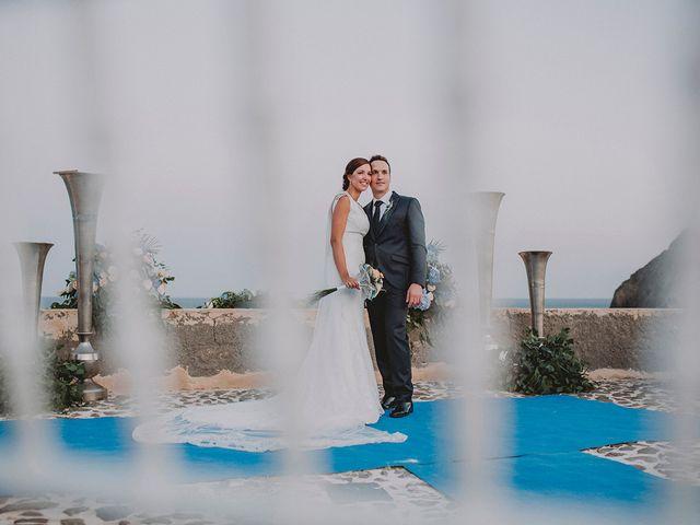 La boda de Germán y Cristina en Huercal De Almeria, Almería 54