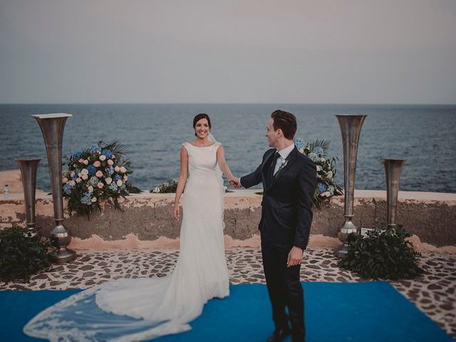 La boda de Germán y Cristina en Huercal De Almeria, Almería 56