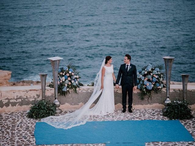 La boda de Germán y Cristina en Huercal De Almeria, Almería 57
