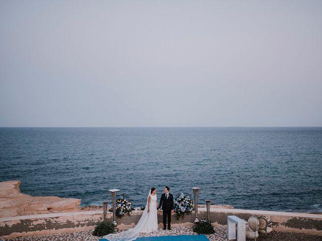 La boda de Germán y Cristina en Huercal De Almeria, Almería 58