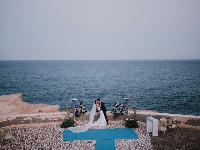 La boda de Germán y Cristina en Huercal De Almeria, Almería 59