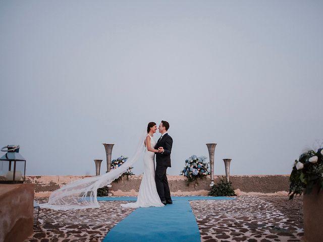 La boda de Germán y Cristina en Huercal De Almeria, Almería 60