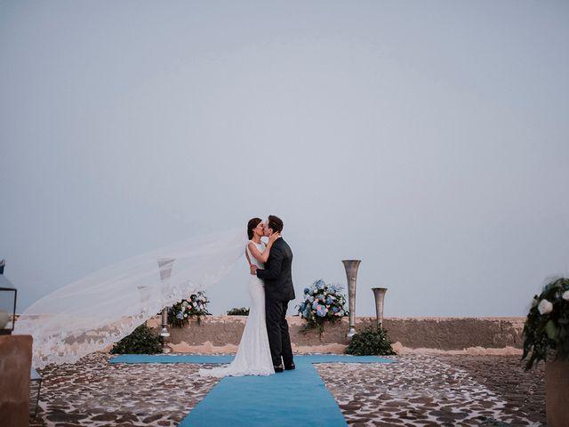 La boda de Germán y Cristina en Huercal De Almeria, Almería 61