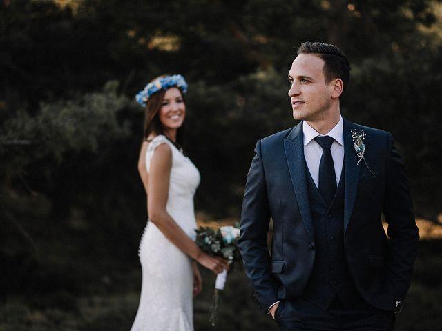 La boda de Germán y Cristina en Huercal De Almeria, Almería 63