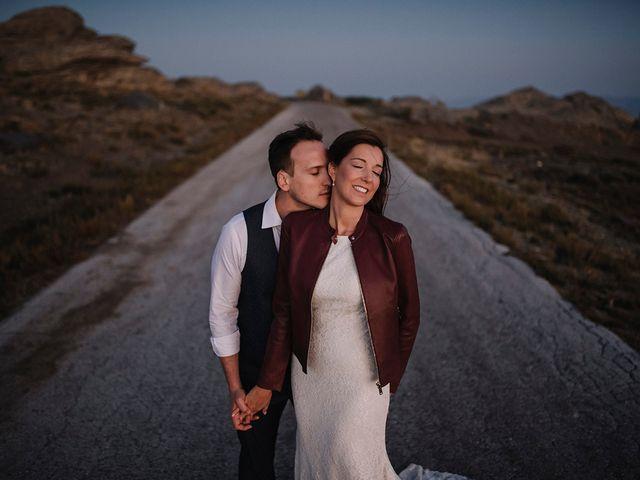 La boda de Germán y Cristina en Huercal De Almeria, Almería 82