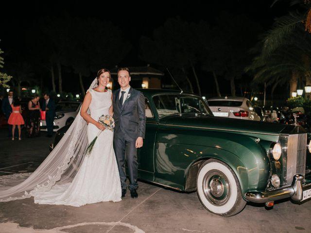 La boda de Germán y Cristina en Huercal De Almeria, Almería 84