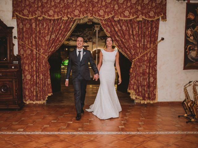 La boda de Germán y Cristina en Huercal De Almeria, Almería 85