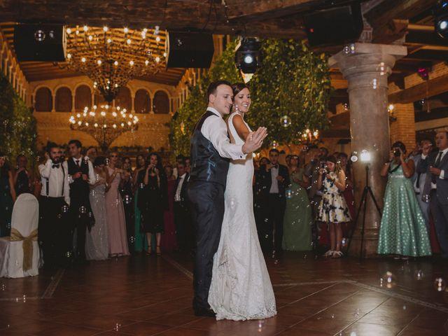 La boda de Germán y Cristina en Huercal De Almeria, Almería 87