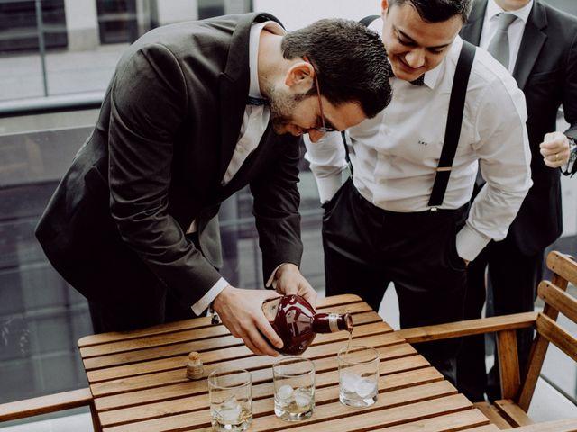 La boda de Jorge y Mireymar en Madrid, Madrid 25