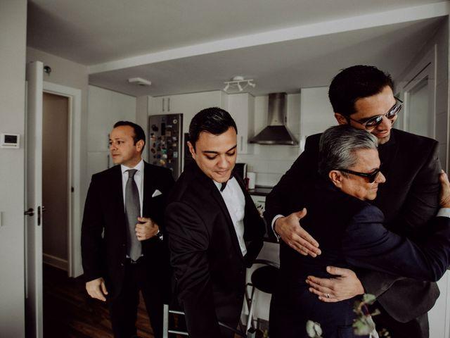 La boda de Jorge y Mireymar en Madrid, Madrid 32