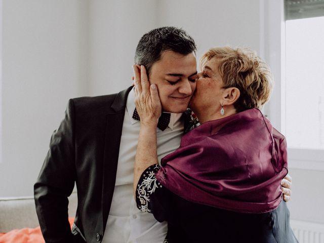 La boda de Jorge y Mireymar en Madrid, Madrid 36