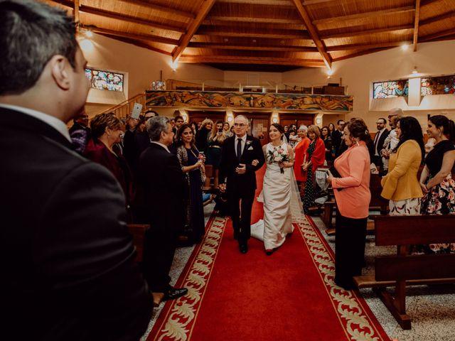 La boda de Jorge y Mireymar en Madrid, Madrid 91