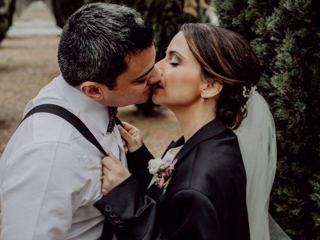 La boda de Jorge y Mireymar en Madrid, Madrid 121
