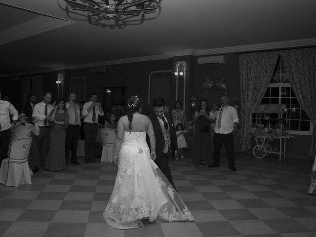 La boda de Estefanía y Jorge