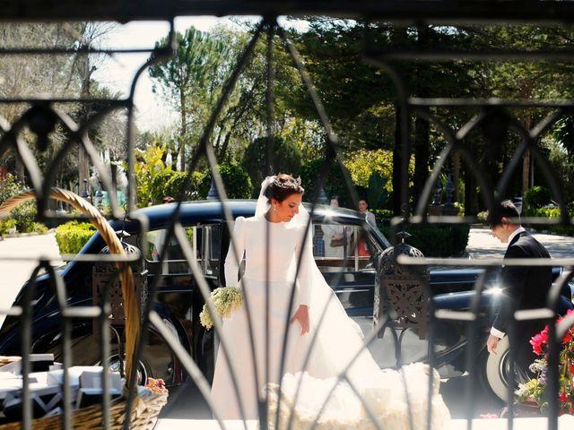 La boda de Toñi y Santi